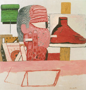 Philip Guston - A Critical Study