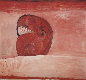 Philip Guston - Tête