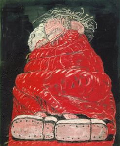 Philip Guston - dormir