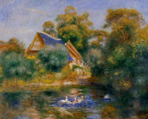 Pierre-Auguste Renoir - Mother Goose