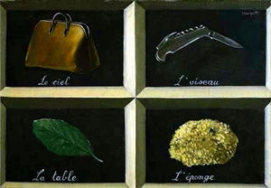 Rene Magritte - l-interprétation de REVES DE