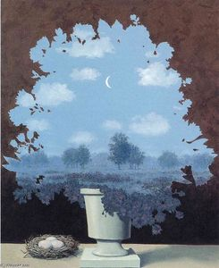 Rene Magritte - Le pays des miracles