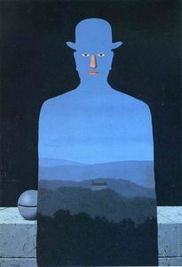 Rene Magritte - Le king-s musée