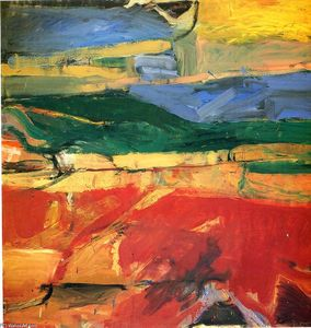 Richard Diebenkorn - Berkeley Pas . 32