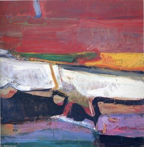 Richard Diebenkorn - Berkeley Pas . 59