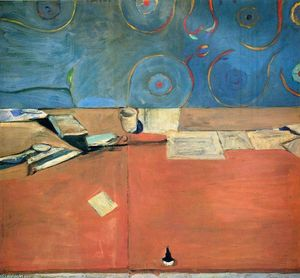 Richard Diebenkorn - grande nature morte