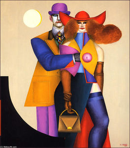 Richard Lindner - couples