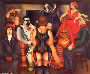 Richard Lindner - la rencontre