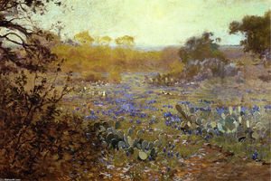 Robert Julian Onderdonk - Printemps Matin
