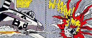 Roy Lichtenstein - Whaam !