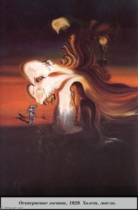Salvador Dali - profanation descripti