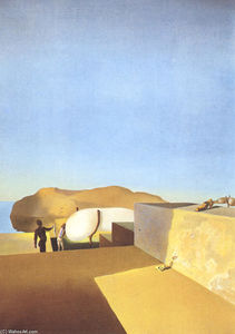 Salvador Dali - persistance of fair temps