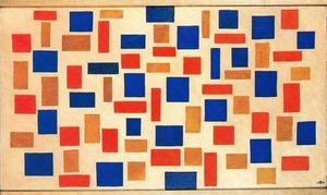 Theo Van Doesburg - la composition