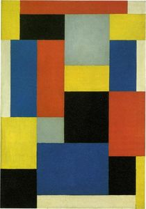 Theo Van Doesburg - Composition XX