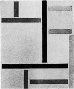 Theo Van Doesburg - Composition XXV