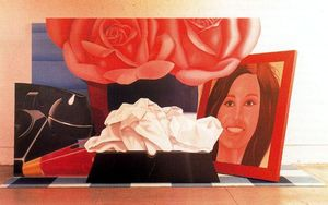 Tom Wesselmann - Nature Morte