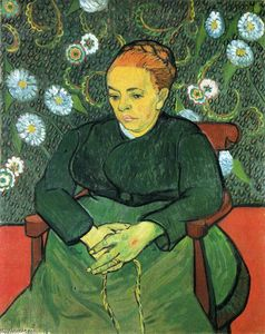 Vincent Van Gogh - Madame Roulin Rocking the Cradle (une berceuse)