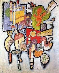 Wassily Kandinsky - Simple Complexe