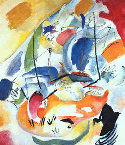 Wassily Kandinsky - Improvisation 31 ( Mer Battle )