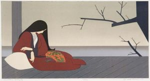 Will Barnet - Madam Butterfly