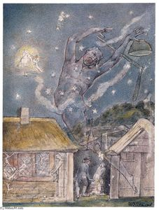 William Blake - Le gobelin