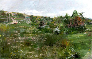 William Merritt Chase - Paysage Shinnecock 02