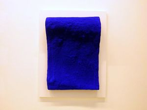 Yves Klein - La Vague