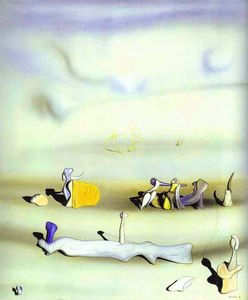 Yves Tanguy - demain