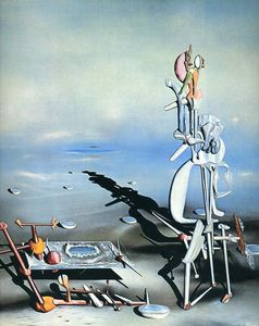 Yves Tanguy - Divisibilité Indefined