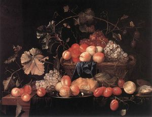 Théodoor Van Aenvanck - fruits