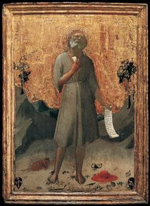 Fra Angelico - Pénitent St Jerome