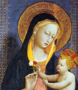 Fra Angelico - San Domenico Retable détail