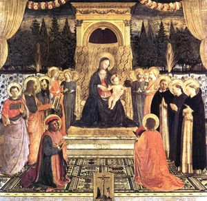 Fra Angelico - san marco retable