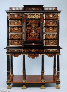 André Charles Boulle - Cabinet
