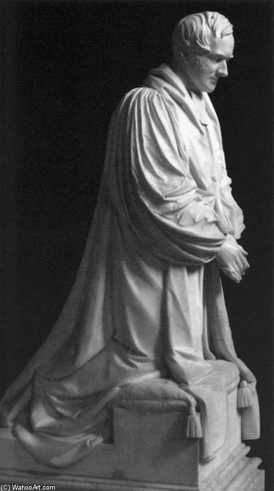 Bishop Ryder Monument, marbre de Francis Legatt Chantrey (1782-1841, United Kingdom)