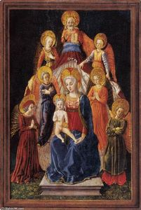 madonna and child with angels parmigianino - photo #19