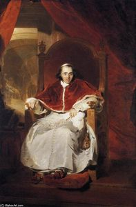 Thomas Lawrence - Le pape Pie VII