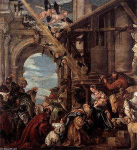 Paolo Veronese - Adoration des Mages