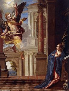 Paolo Veronese - Annonciation