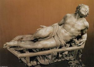 Gian Lorenzo Bernini - le martyre of r Lawrence
