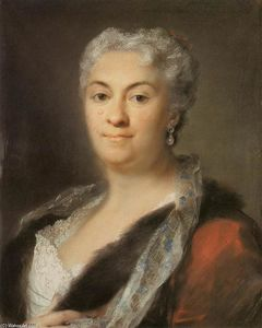 Rosalba Carriera - Elderly Lady