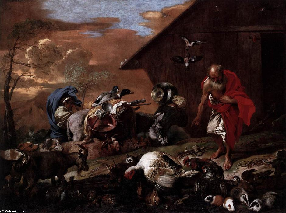 http://fr.wahooart.com/Art.nsf/O/8Y35VW/$File/Giovanni-Benedetto-Castiglione-In-Front-of-Noah_s-Ark-2-.JPG