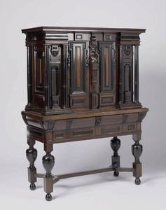 Herman Doomer - Table du Cabinet