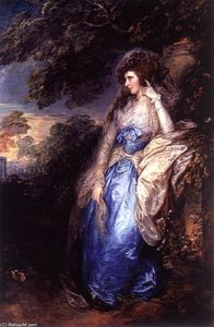 Thomas Gainsborough - Lady Bate-Dudley