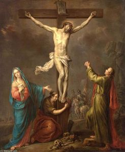 Franz Christoph Janneck - Crucifixion