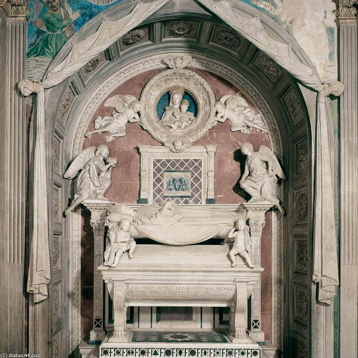 tombeau de l cardinaux de le portugal marbre de antonio. Black Bedroom Furniture Sets. Home Design Ideas