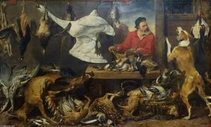 Frans Snyders - Stall Game