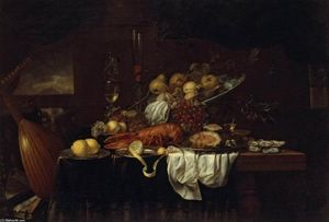 Joris Van Son - nature morte