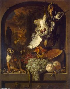Jan Weenix - nature morte