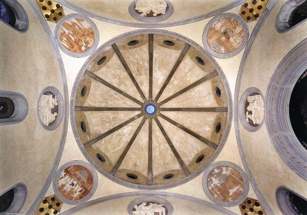 Brunelleschi Old Sacristy Dôme de la Vieill...